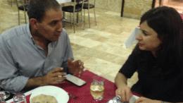 Zionist in Ramallah