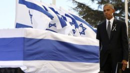 Peres funeral stirring moments