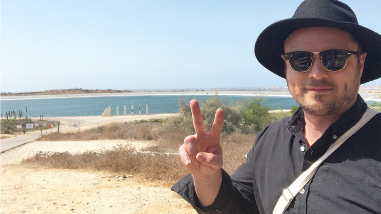 Hamish Pinkham Israel