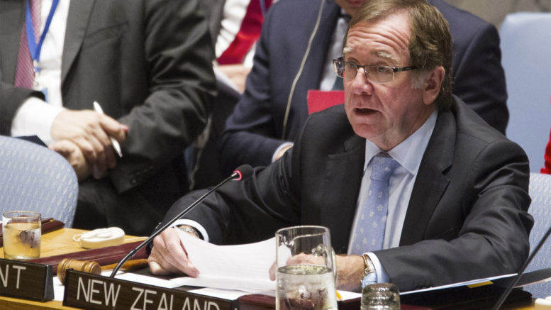 McCully UNSC Shameful