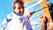 Yoav Omer won RS:X at 2016 Aon World Sailing Champs