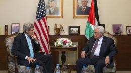 Paris Peace Summit Kerry Abbas