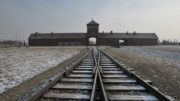 Tracks to Auschwitz