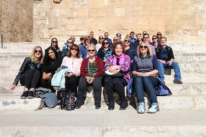Kiwi Teachers on Yad Vashem Seminar - Jerusalem