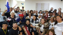 Indigenous gathering in Israel